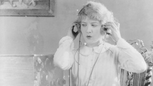 Empire Womanheadset   About Radio